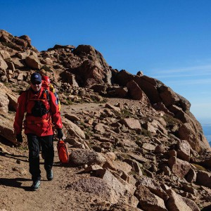 Pikes Peak Challenge El Paso Search and Rescue